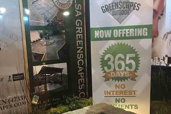 Greenscapes Outdoor No Interest