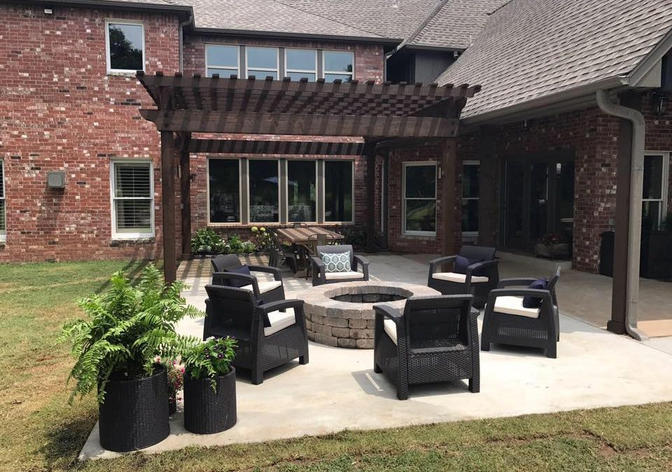 Creating an Outdoor Living Addition