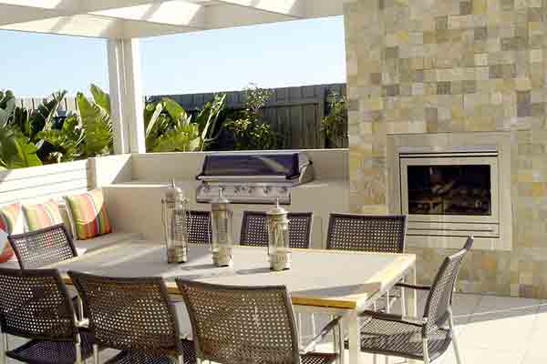 Greenscapes Outdoor Kitchen