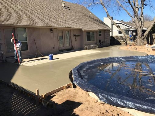 Pool Deck & Concrete Add-On