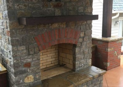 Fire place 001