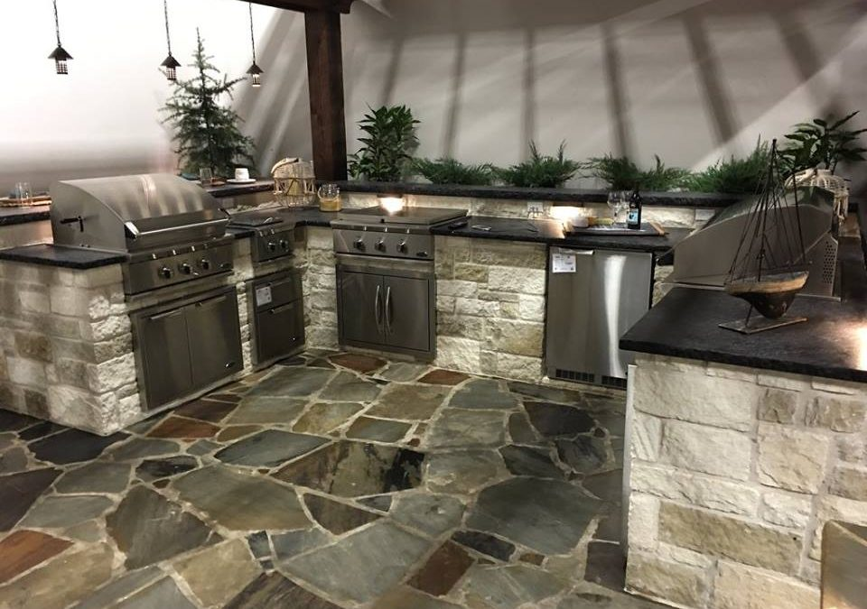Outdoor Appliances – Think Long Term