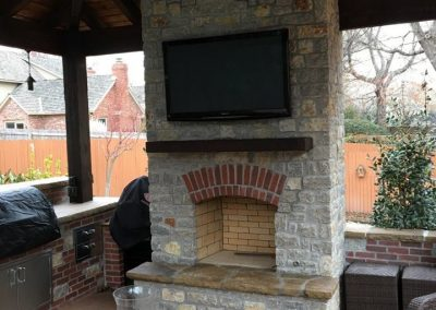 fire place 013
